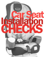 Car Seat Installation And Checks