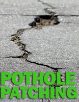 Pothole Patching