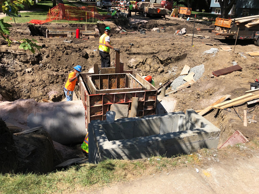 2019 Kingswood Way Drainage Improvements - City of Sioux Falls
