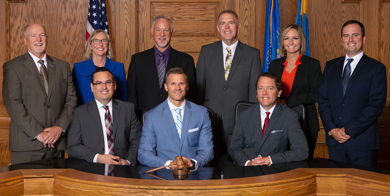 Sioux Falls City Council 2020