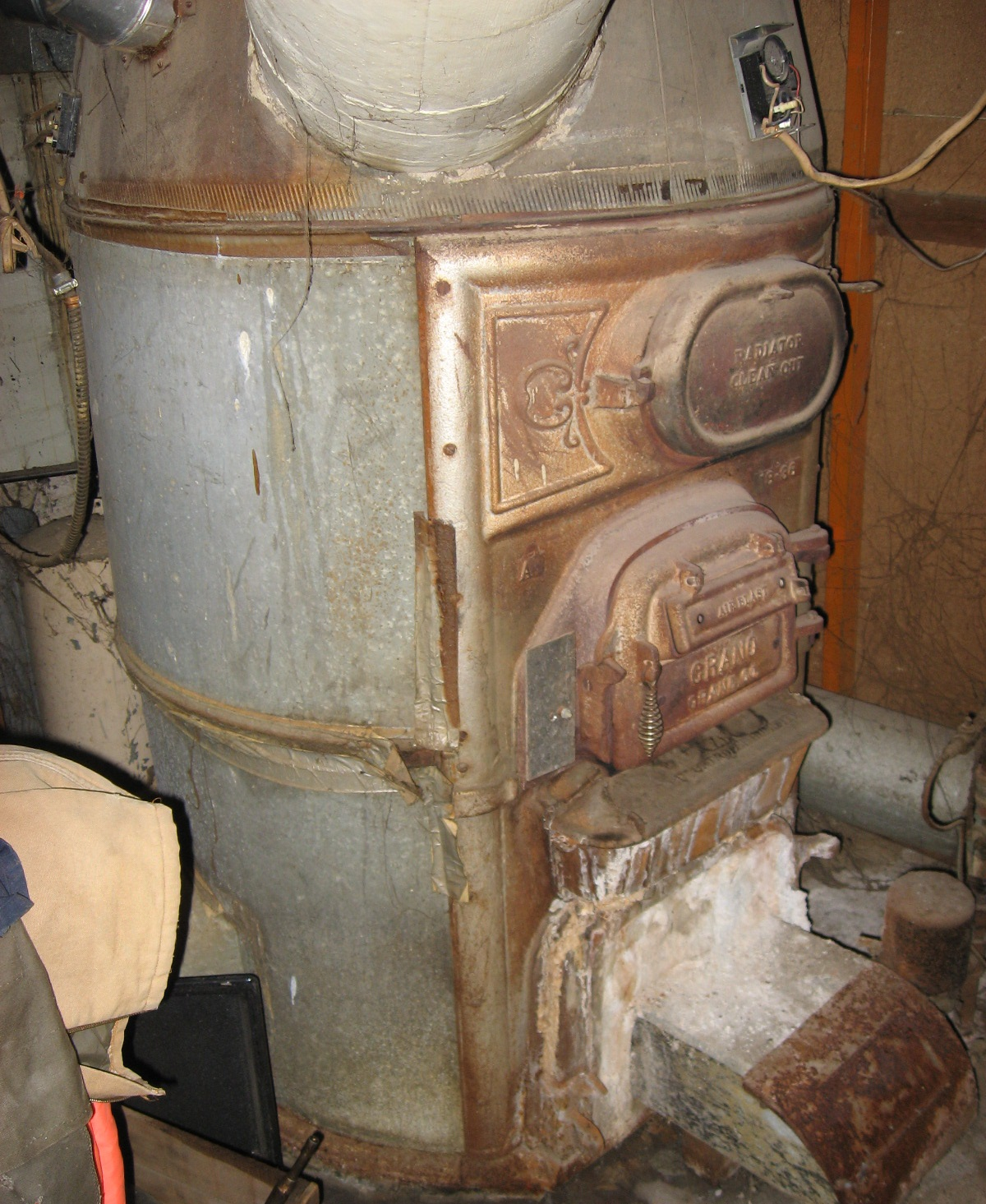 furnace replacement program city of sioux falls