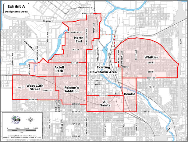 Neighborhood Tax Incentive Program City of Sioux Falls