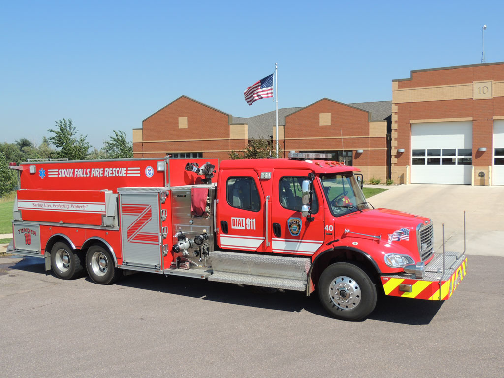 Apparatus City Of Sioux Falls