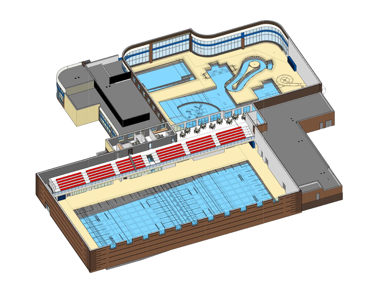 Midco 174 Aquatic Center City Of Sioux Falls