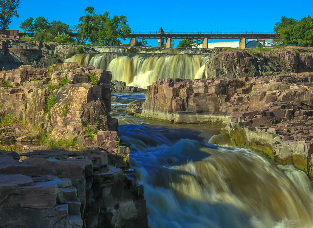 Sioux Falls in the Summer - City of Sioux Falls