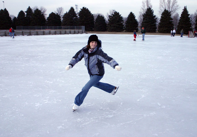 La Parking Enforcement >> Outdoor Ice Skating Rinks - City of Sioux Falls