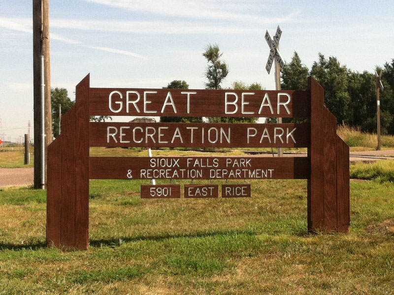 Great Bear Sign