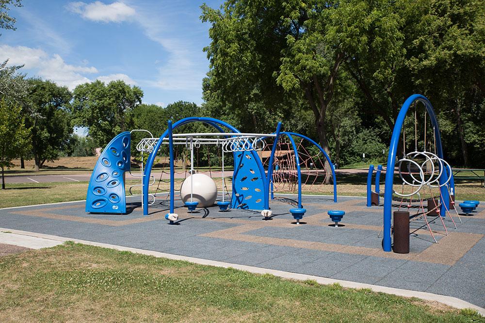 La Parking Enforcement >> Elmwood Park - City of Sioux Falls