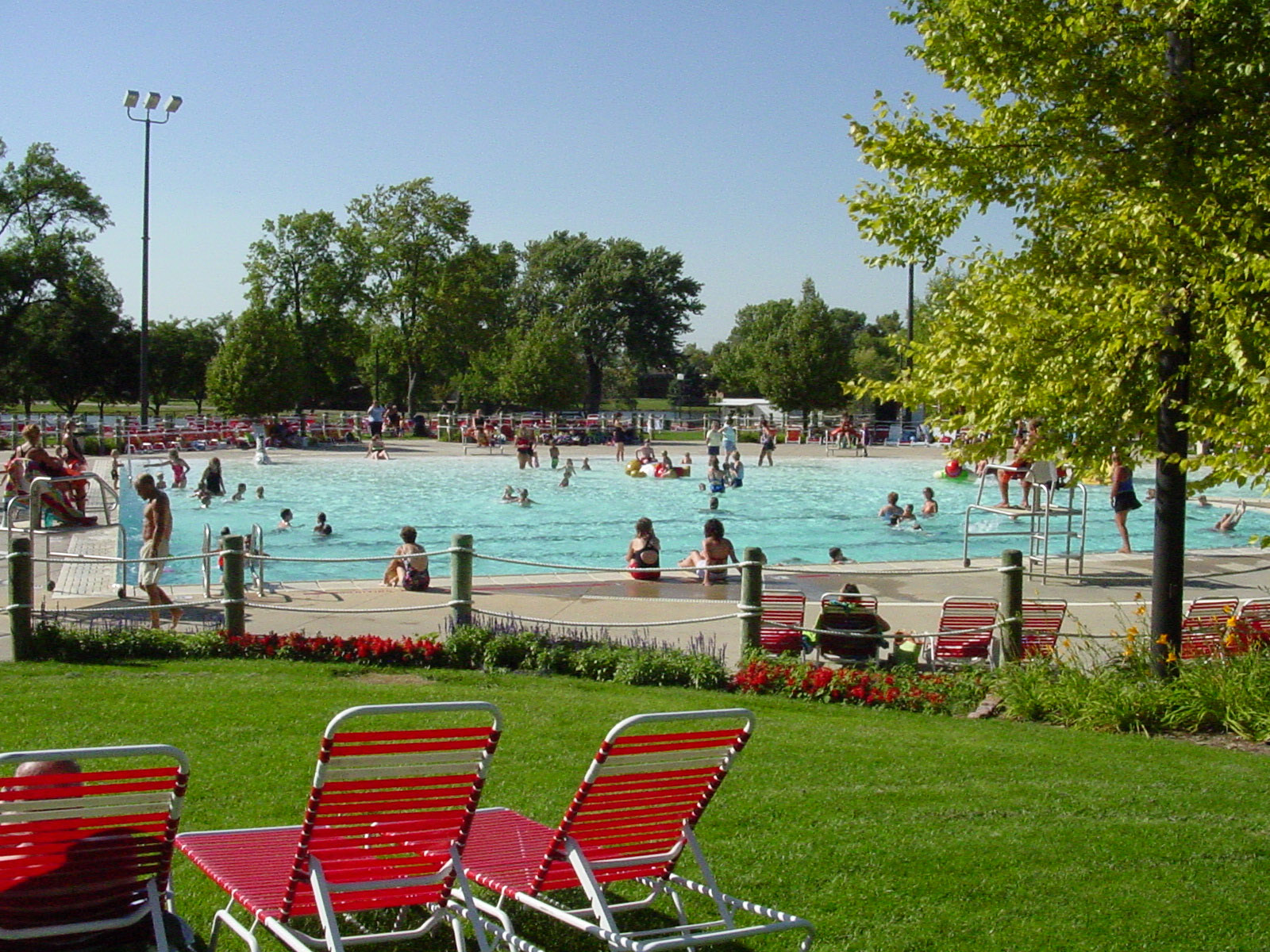Terrace park city of sioux falls - Terrace park swimming pool sioux falls ...