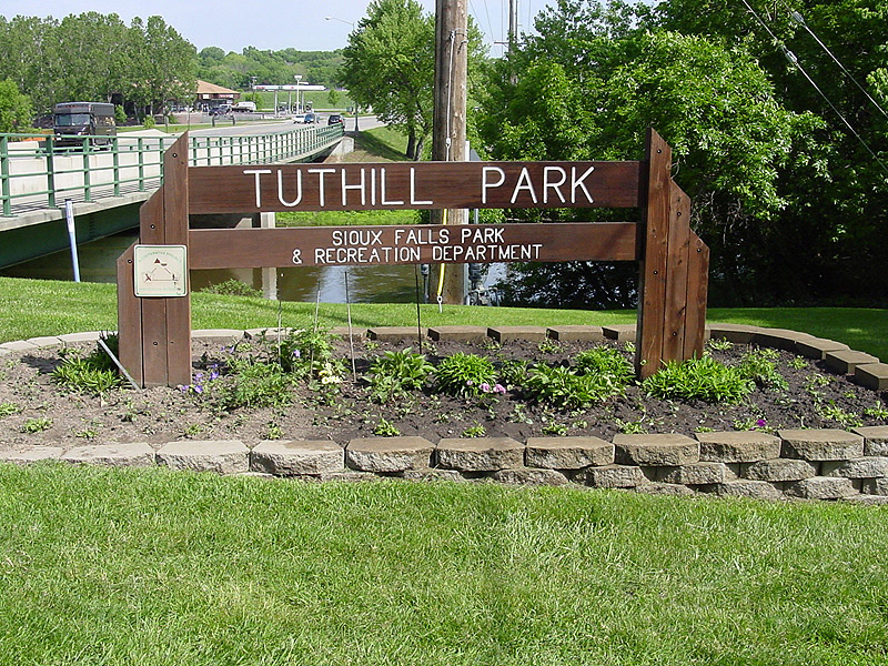 Tuthill Park City Of Sioux Falls