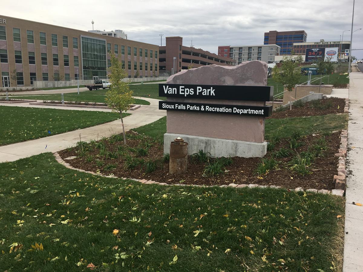La Parking Enforcement >> Van Eps Park - City of Sioux Falls