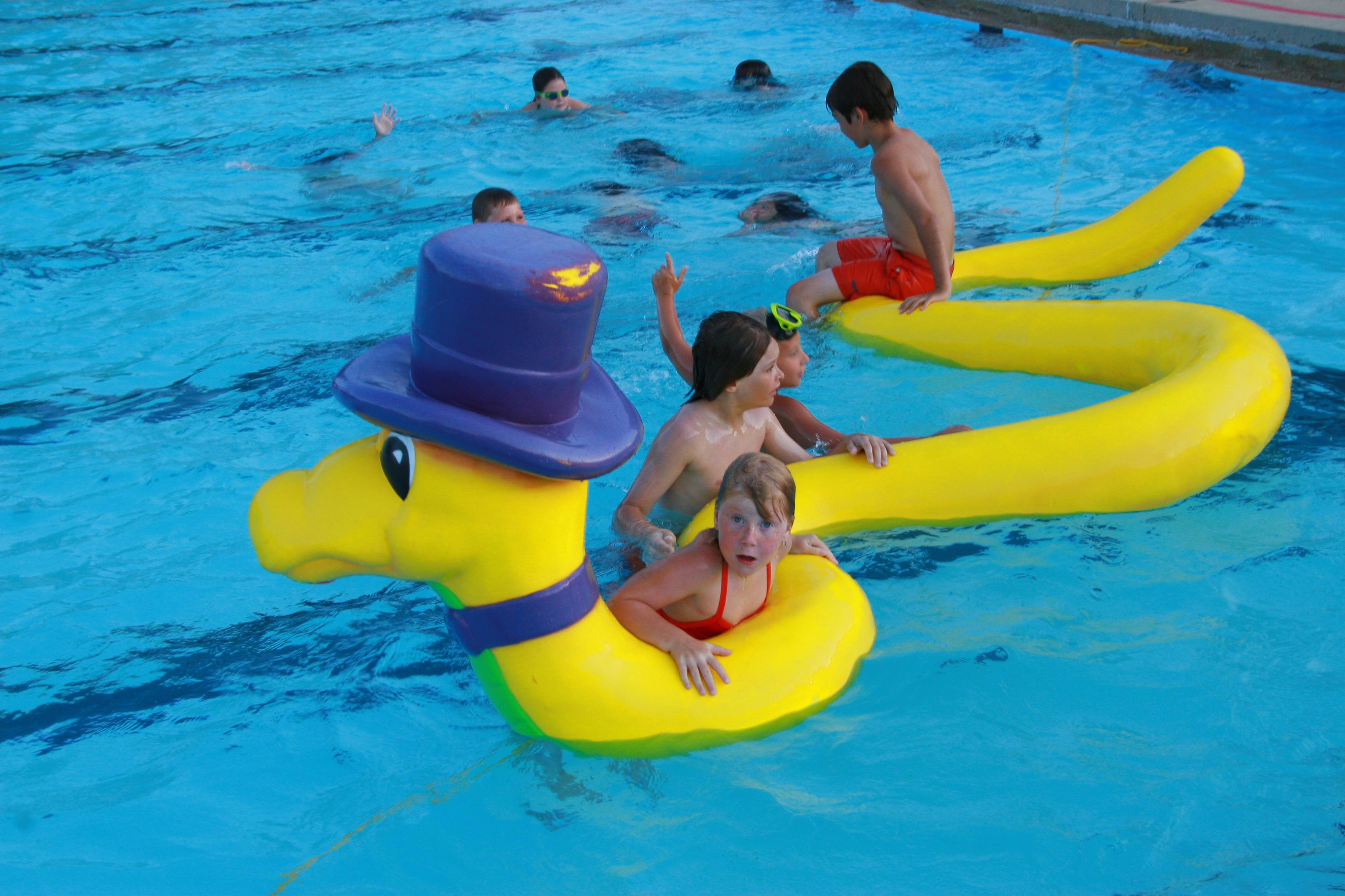 Frank Olson Pool City Of Sioux Falls