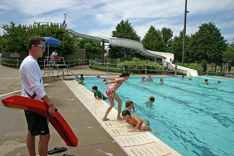 Laurel Oak Family Aquatic Center City Of Sioux Falls