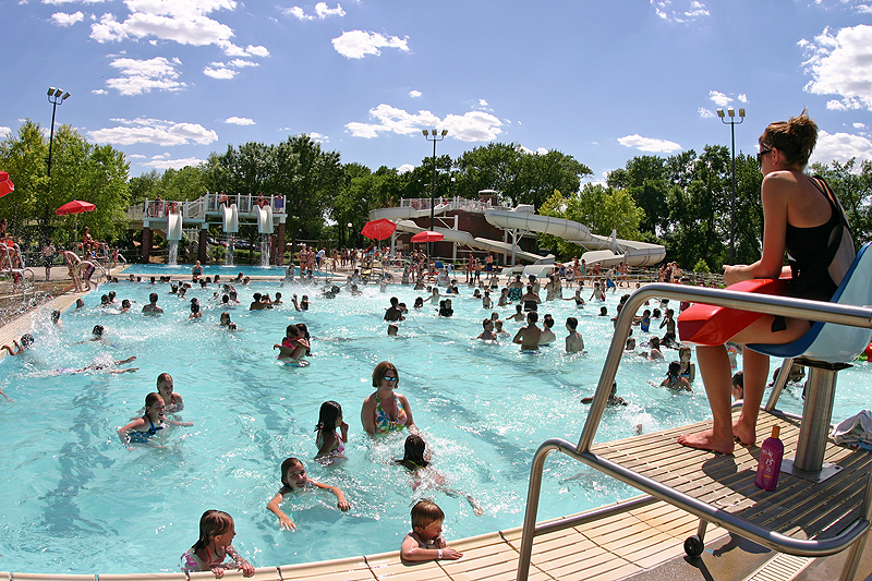Terrace Pools terrace park family aquatic center - city of sioux falls