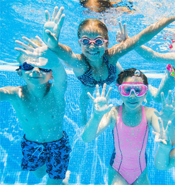 Indoor Swimming Lesson Registration