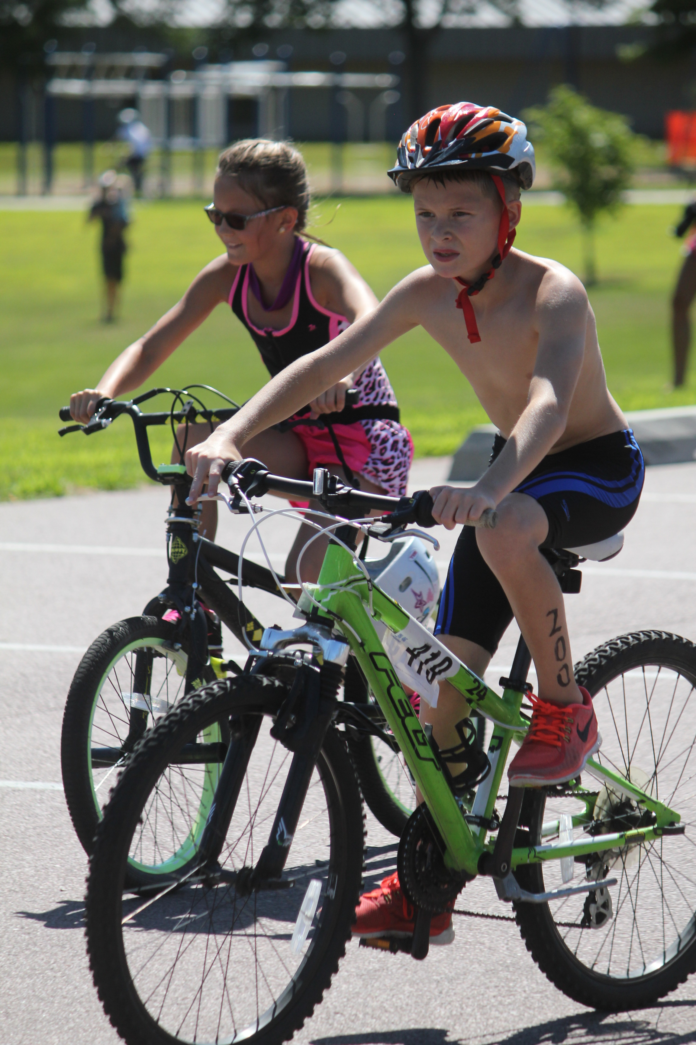 Youth Triathlon City Of Sioux Falls