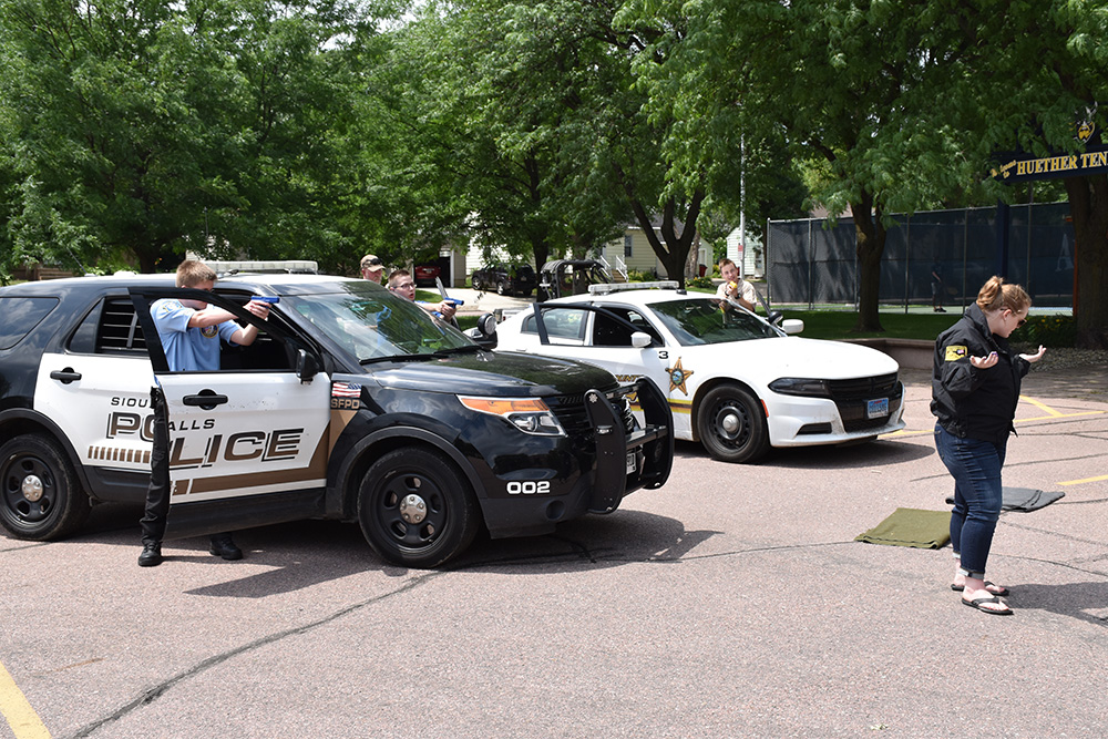 Community Resource Officer - City of Sioux Falls