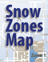 Snow Zones Map