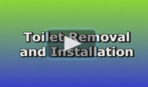 Toilet Removal and Installation