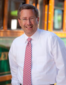 Mayor Mike Huether