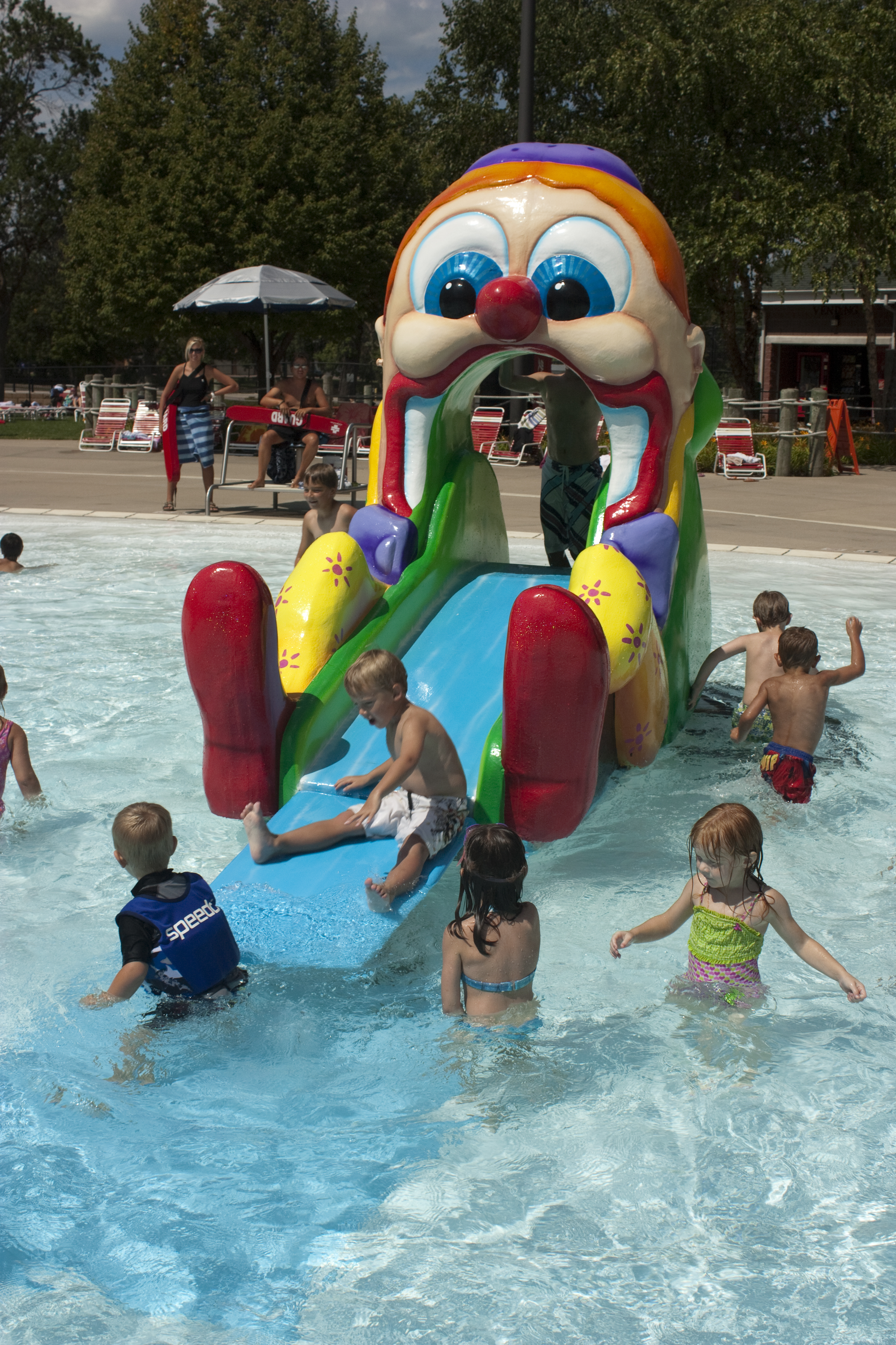 City Of Sioux Falls Swimming Pools