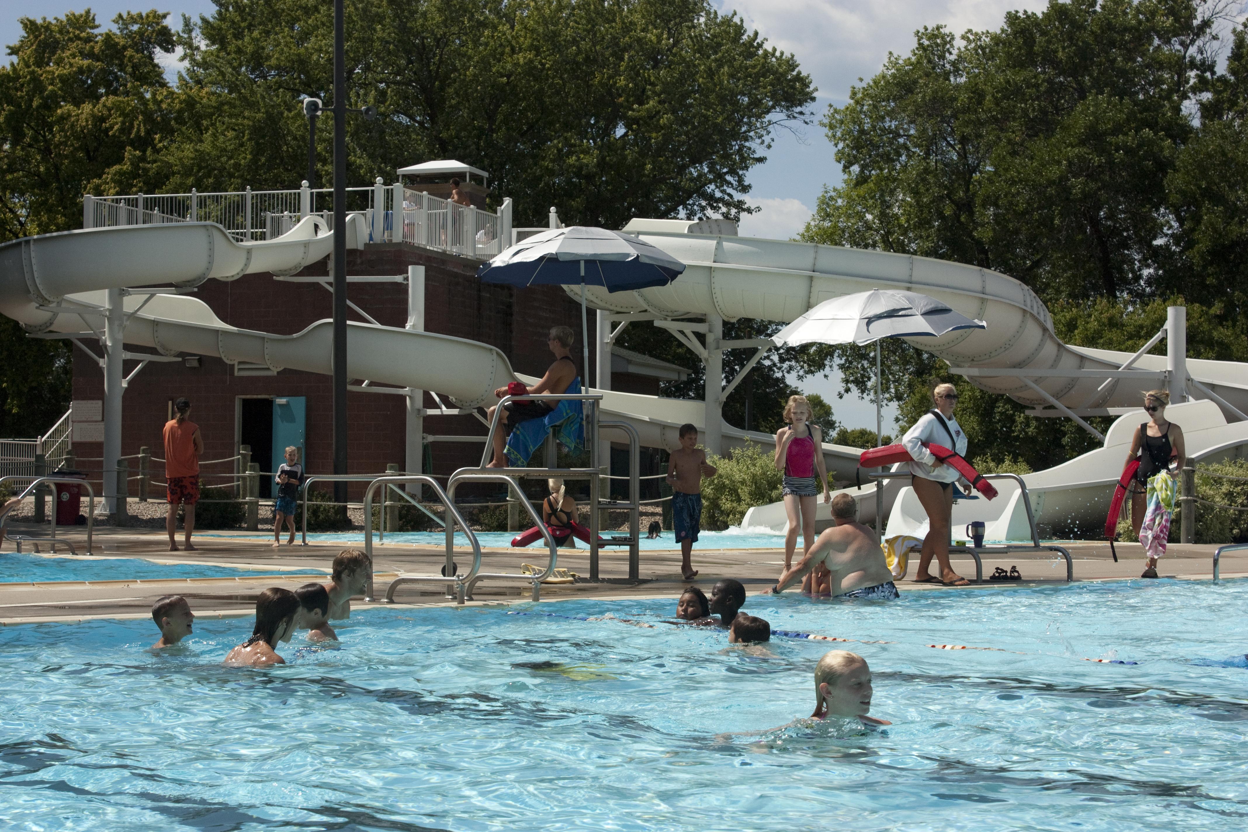 City Of Sioux Falls Swimming Pools Aquatics