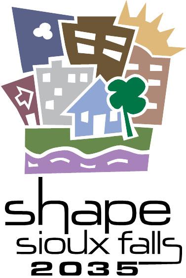 Shape Sioux Falls